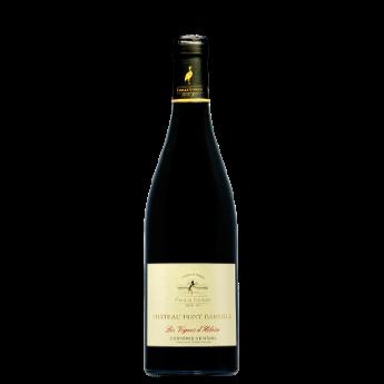 Château Font-Barrièle Rouge - Les Vignes d'Héloïse