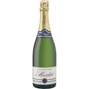 CHAMPAGNE Médot - Tradition - brut