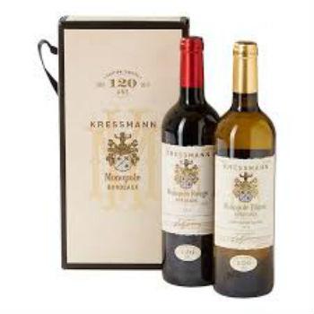 Kressmann - Bordeaux Monopole Blanc (édition limitée)