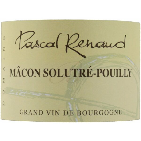 Domaine Renaud - Macon-Solutré