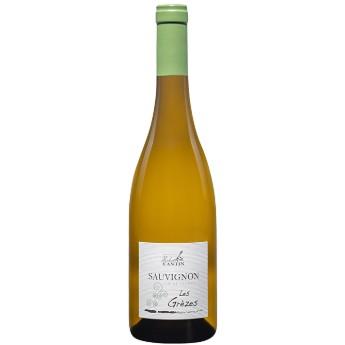 SAUVIGNON BLANC - Les Grèzes - Vin de France - Loire - Robert Cantin